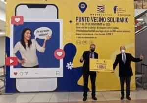 FOTO ENTREGA Donación Nuevo Centro reto solidario